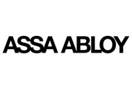 AssaAbloy logo black